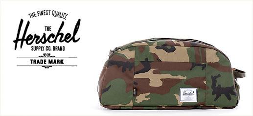 Herschel, una línea diferente de bolsos prácticos