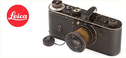 Leica 0-Series, la cámara más cara jamás vendida