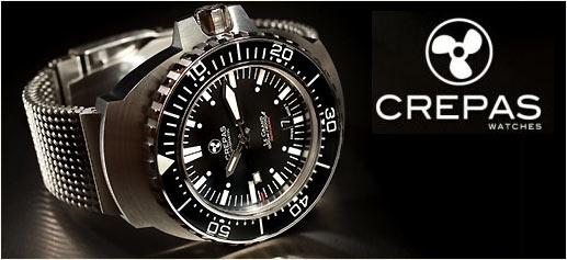 CREPAS Watches, pasión española por la relojería
