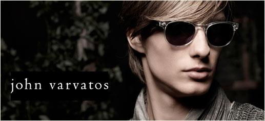 John Varvatos presenta su colección de gafas para la próxima temporada