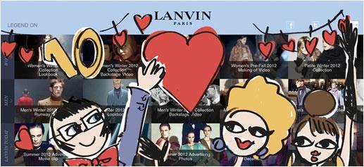 Lanvin, Christie's y Marc Jacobs: lo último en lujo digital
