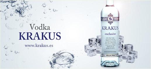 Vodka KRAKUS Exclusive, el próximo gran vodka en España
