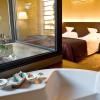 Mas Albereda, hotel gastronómico, Suite Sajolida