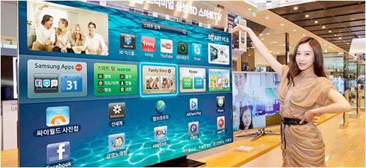 Samsung ES9000 Smart TV