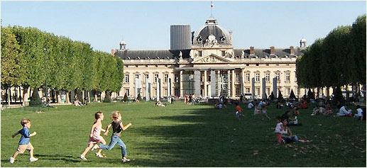 Vacaciones, wifi y sol en París