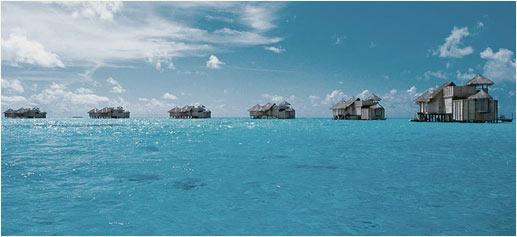 Gili Lankanfushi, un Resort en Maldivas