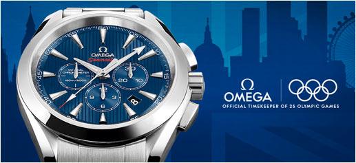 Omega Seamaster Juegos Olímpicos Londres 2012