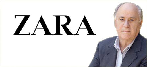 Amancio Ortega, el tercer hombre más rico del mundo