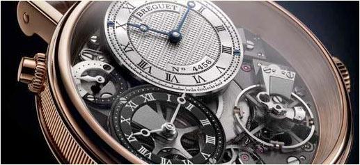 Breguet 7067 Tradition, un reloj sumamente elegante