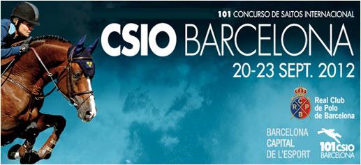 CSIO Barcelona 2012