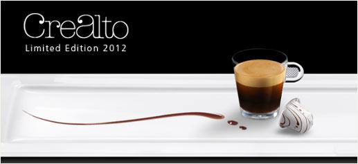 Crealto, las nuevas cápsulas de Edición Limitada de Nespresso