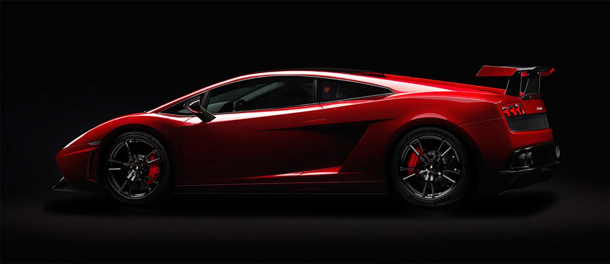 Lamborghini Gallardo Lp570 4 Super Trofeo Stradale