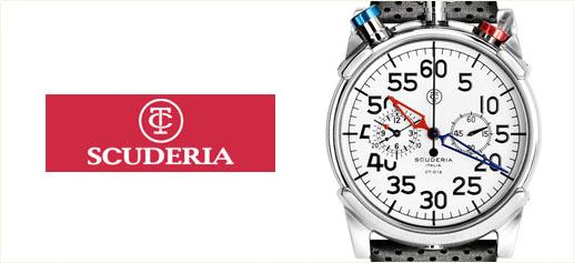 CT Scuderia Corsa, un reloj de carreras