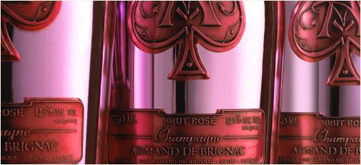 Armand de Brignac Rosé