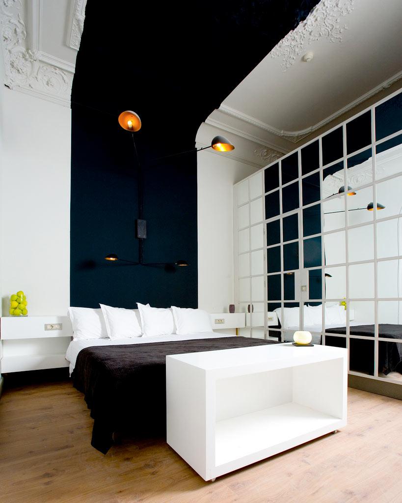 hotel praktik rambla barcelona. Black Bedroom Furniture Sets. Home Design Ideas