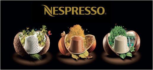 Nespresso Variations 2012