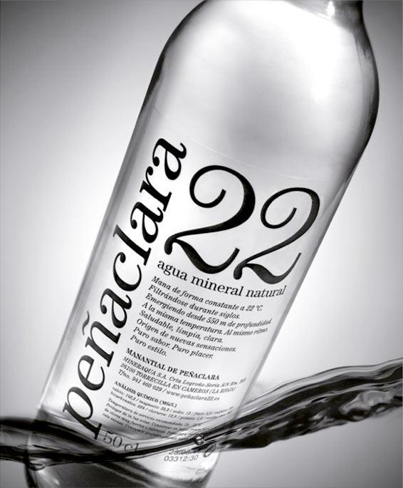 22 de Peñaclara, un agua premium