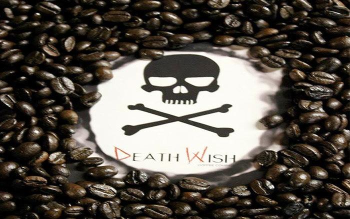 Death Wish, el café más fuerte del mundo