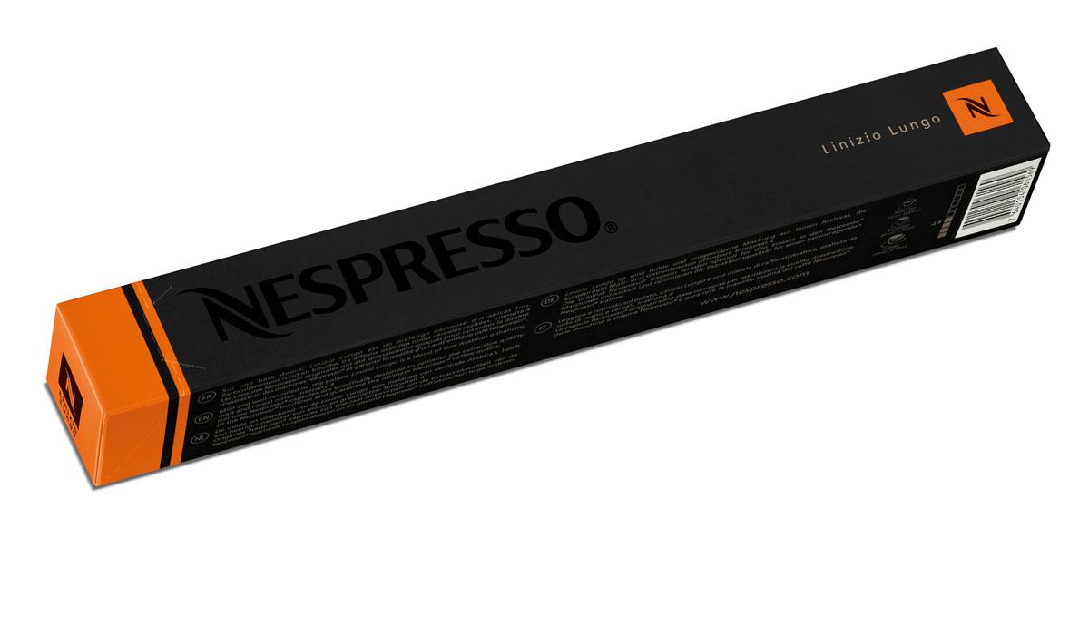 Linizio Lungo, la nueva variedad de Nespresso