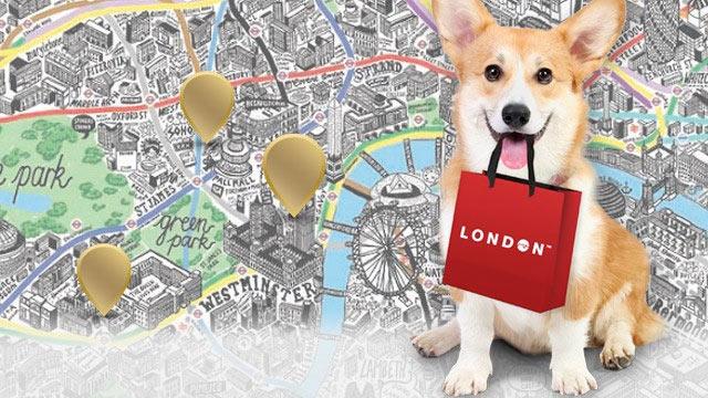 Londres, Y ahora, disfrútala personalmente