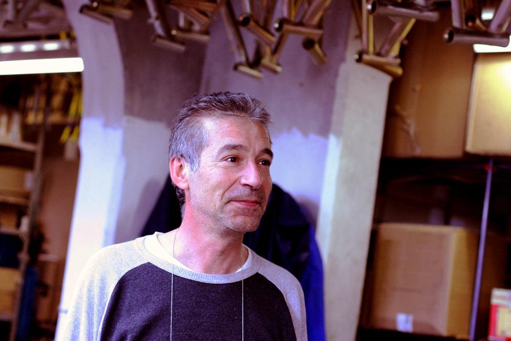 Carlo Gemmati (Bicicletas Iride)