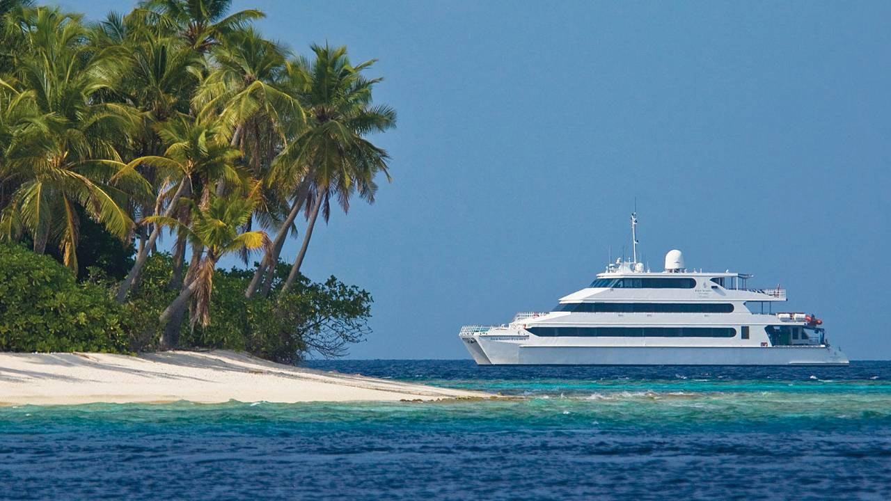 Four Seasons Explorer, Maldivas
