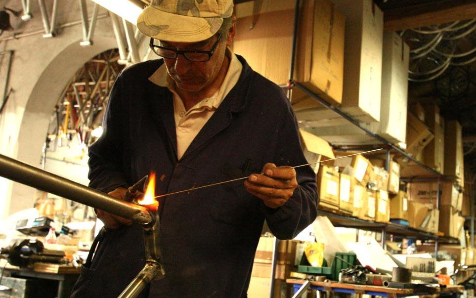 Sr. Gemmati (Bicicletas Iride)