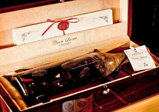 1858 Croizet Cuvée Léonie, el coñac más caro del mundo