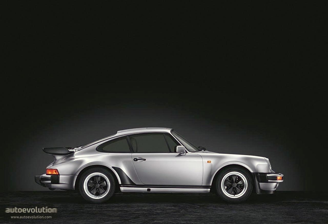 Porsche 911 Turbo 3.3 1977