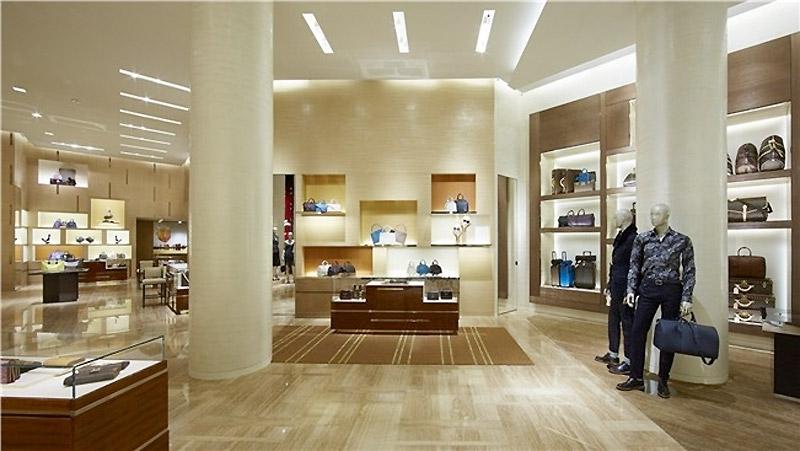 Tiendas Louis Vuitton España
