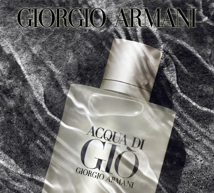 Perfume Acqua di Gio de Giorgio Armani