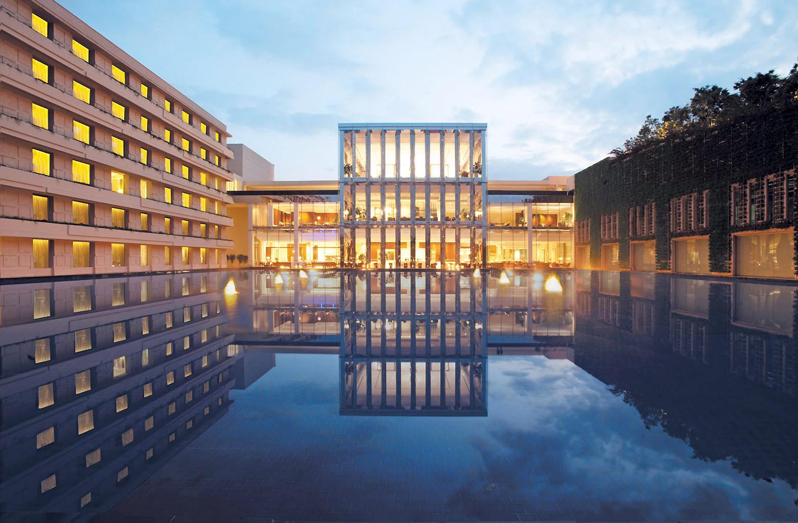 The Oberoi Gurgaon, mejor hotel de lujo de 2013