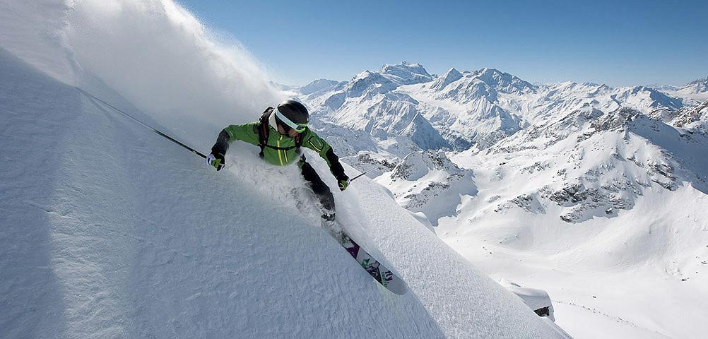 Tres destinos de lujo para practicar esquí