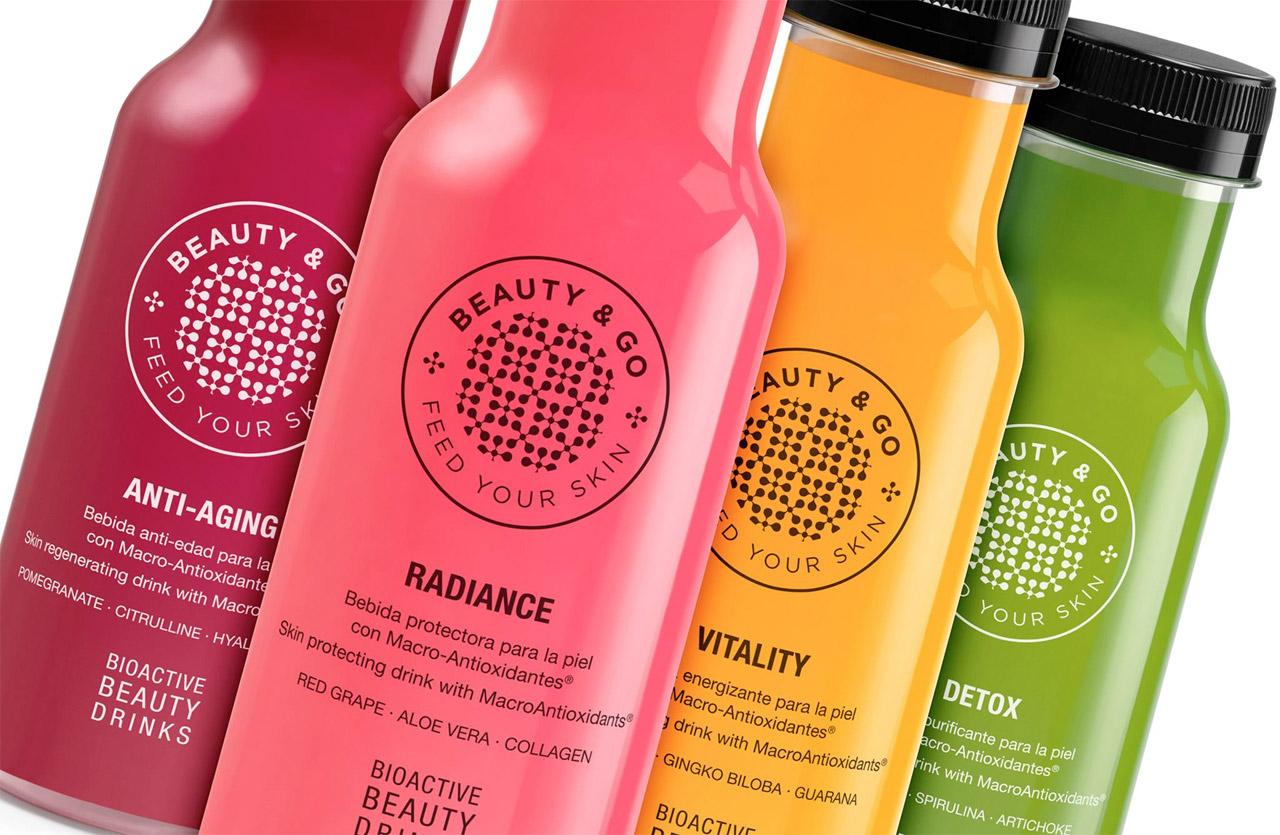 Bebidas de Belleza con Macro-Antioxidantes
