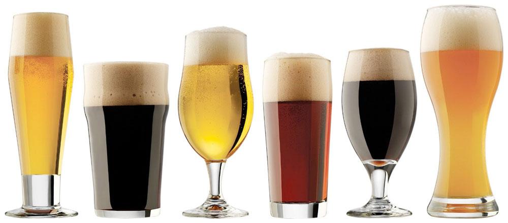 Las cervezas artesanas está de moda