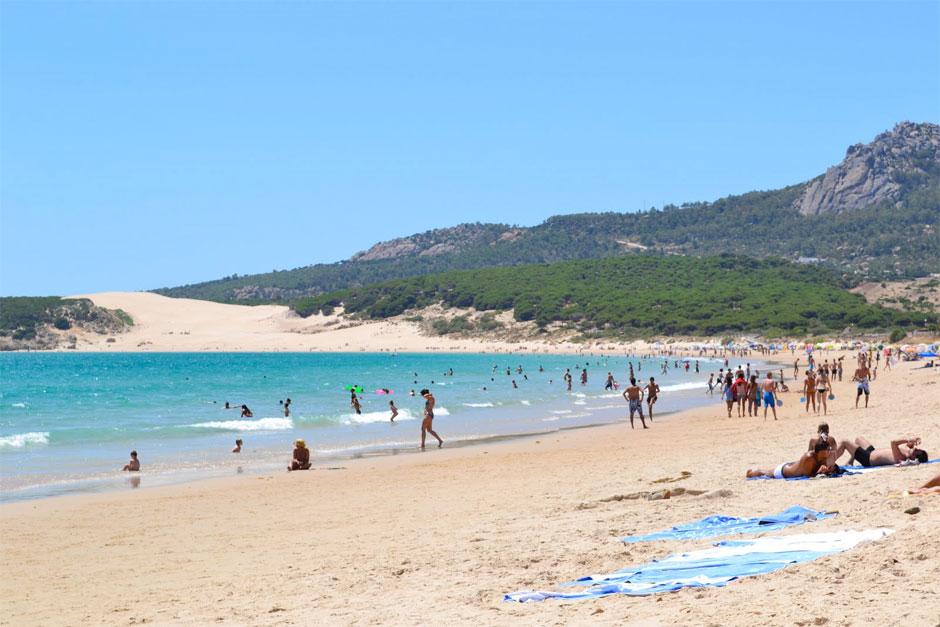 1. Playa de Bolonia