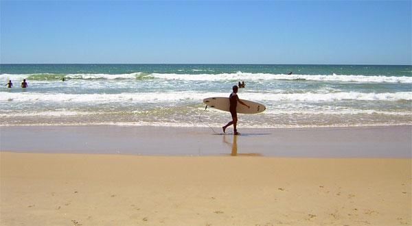 6. Playa El Palmar