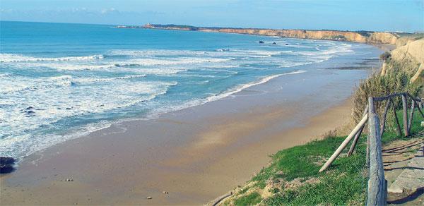 Playas de Conil de la Frontera