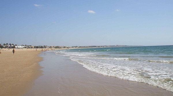 8. Playas de Chiclana de la Frontera